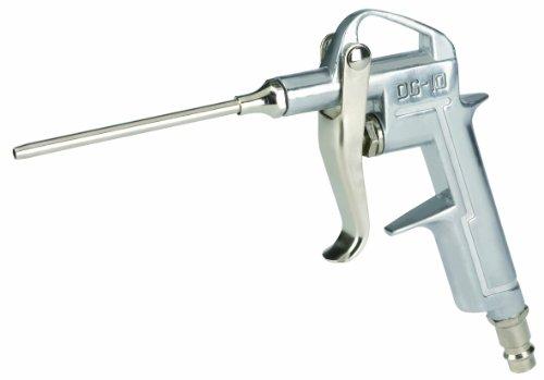 Einhell 41.331.02 Ausblaspistole passend für Kompressoren (lang mit Stecknippel)