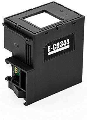 zzsbybgxfc Accessories for Printer PRTA29267 C9344 Maintenance Tank for Ep-s0n EXP-2100 XP-2105 XP-3100 XP-3105 XP-4100 XP-4105 WF-2810 WF-2830 WF-2835 WF-2850 Printers - (Type: Light Black)