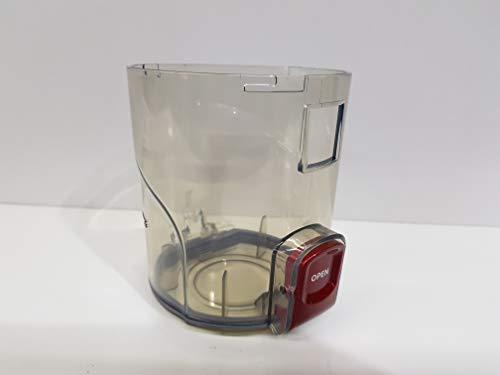 Hoover Candy 48028726 Original-Staubbehälter, roter Taste, elektrischer Besen, Modell H-Free 700, Artikelnummer: HF722HCG 011