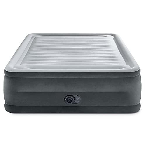 Intex Comfort Plush Elevated Dura-Beam Airbed with...