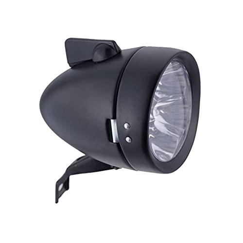 YANHAI Haiyan Store 3 LED / 7 LED Faro Apto para Xiaomi MIJIA M365 / Pro/NINEBOT ES1 / ES2 / ES3 / ES4 Faro de reemplazo de Piezas de Scooter eléctrico (Color : 7 Lights Black)