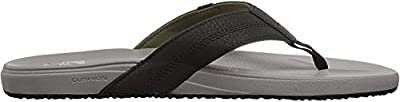 Reef Men's Cushion Bounce Phantom Sandal, Light Grey, 10 M US