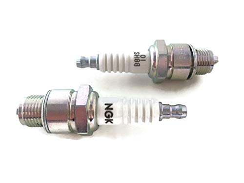 2X Boat Motor Made in Japan OEM Spark Plug 94701-00160 5126 for Yamaha Suzuki replaces Mercruiser Quicksilver Outboard NGK B8HS10 B8HS-10 Denso Bosch Engine