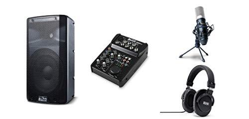 ALTO Professional TX210 + ZMX52 + Marantz MPM-1000 + Rane RH-1 -...
