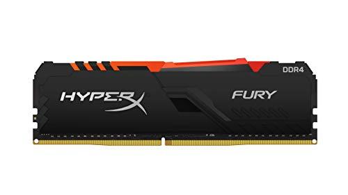 HyperX FURY RGB HX436C18FB4A/16 Memoria 16GB 3600MHz DDR4 CL18 DIMM