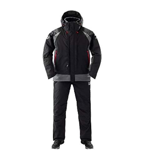 Daiwa Rainmax Winteranzug DW-3409 Black Gr. L extra Dicker Thermo Suit