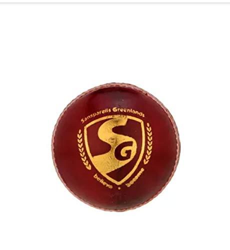 SG club cricket ball leather