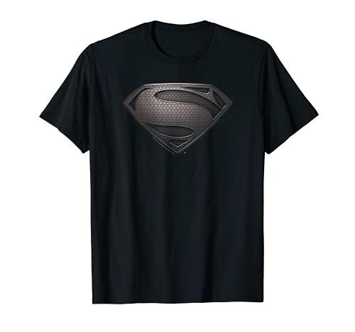 Superman Man of Steel Desaturated Camiseta