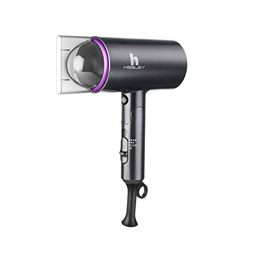 HESLEY HAIR DRYER HD-1 LUXURY SERIES 1400 WATTS WITH COOL SHOT KNOB