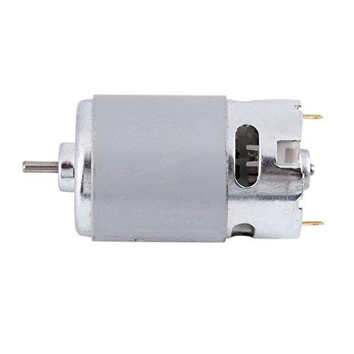 RS-550 DC 12-24V 5800 rpm Micro motor para varios taladro de mano...