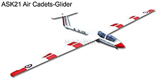 ASK-21 Air Cadets Slope Glider 2600mm ARF Without Electronic Parts RC Fiberglass Sailplane