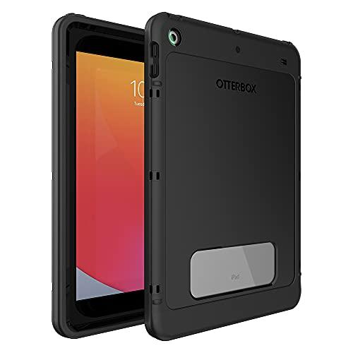 Otterbox para Apple iPad 8th/7th Gen, Funda Sumergible y Anticaídas, ResQ Series, Negro - En Caja Retail