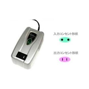 カシムラ 海外用変圧器 ダウントランス 240V 100W TI-1002