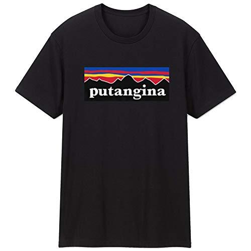 Putangina T-Shirt Unisex, Men's Funny Filipino Clothing Pinoy Pinay Phillippines Filipino American Outdoor Parody Black