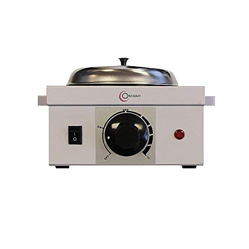 Single Pot Electric Hot Wax Heater Warmer Depilatory Paraffin Machine Professional Hair Removal OMWAH