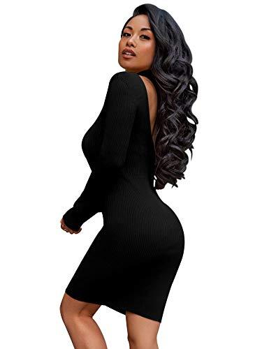 Sueter Mujer 2019 Jersey Elegante Solido Jerseys Punto