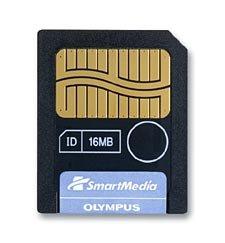 Olympus 16MB Card SmartMedia