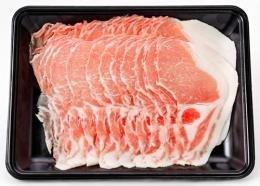やんばるあぐー ≪白豚≫ ロース しゃぶしゃぶ用 1000g フレッシュミートがなは 脂身が甘くやわらかでしっとりとした赤身のおいしい沖縄県産豚肉