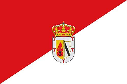 magFlags Bandera Large Baterno Bandera Rectangular   Bandera Paisaje   1.35m²   90x150cm
