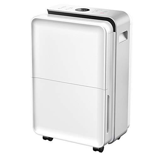 Deshumidificador Portátil DR-Compact - para Espacios De hasta 2,152 Pies Cuadrados - Reduce Los Olores Y Alergias Al Moho - Ideal para Baños, Dormitorios, Garajes Y Armarios