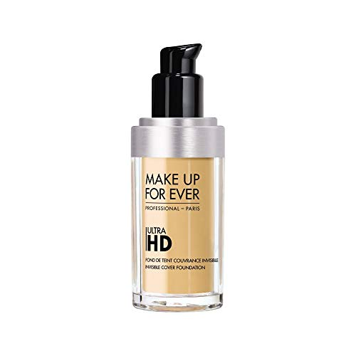 MAKE UP FOR EVER Ultra HD Invisible Cover Foundation 120 = Y245 - Soft Sand