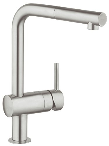 Grohe Minta Supersteel 32168DC0