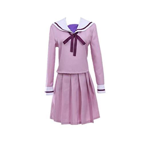 Anime Noragami Iki Hiyori Cosplay Kostüm Halloween Karneval Japanische High School Uniform JK Kleid Seemann Rock Anzüge für Frauen Geschenk Hohe Qualität