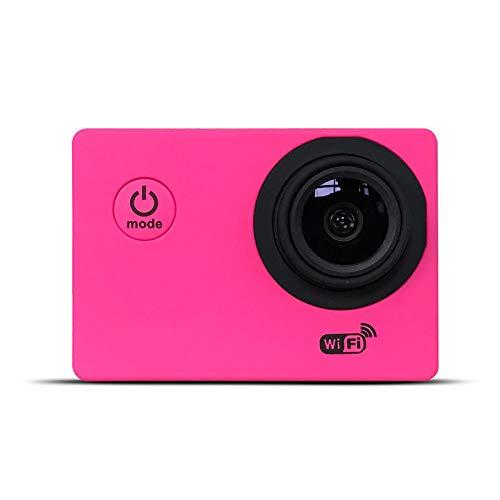 ZYJANO Caméra Sport 1080P 2.0 Pouces LCD Caméra de Sport étanche 30M WiFi Action Cam Soutien WiFi Télécommande étanche