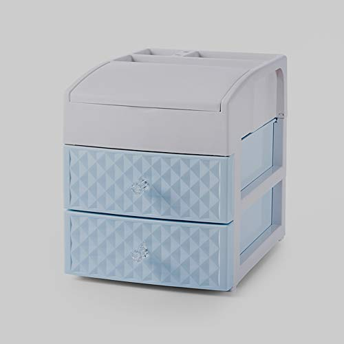 Unbekannt Aufbewahrungsbox Schubladen-Aufbewahrungsbox Kunststoff-Aufbewahrungsbox Kosmetik-Aufbewahrungsbox...