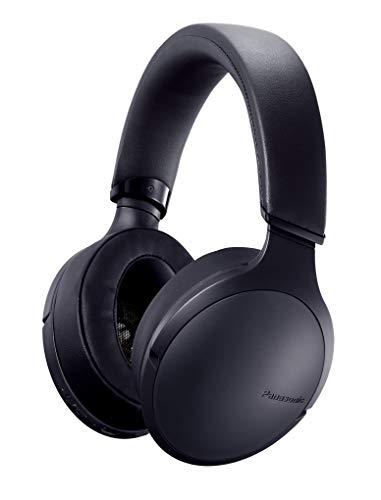 Panasonic Auriculares Bluetooth RP-HD305BE-K (duración de la batería de 24...