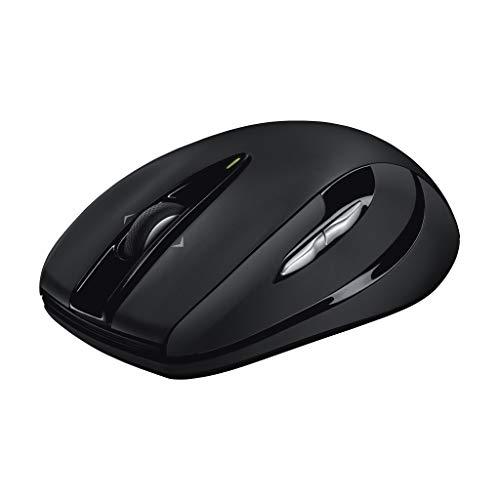 ロジクール ワイヤレスマウス 無線 マウス M545BK Unifying 7ボタン ワイヤレス 小型 電池寿命最大18ケ月 w...