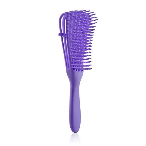Bürstenmassage Entwirrende Haarbürste Kopfhautmassage Haarkamm Entwirrende Bürste Für Lockiges Haar Entwirrende Haarbürste Frauen Männer Salon