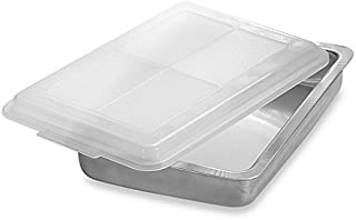 AirBake Ultra 9-Inch x 13-Inch Insulated Nonstick Covered Aluminum Cake Pan