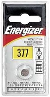 Energizer 1.5v #377/376 Watch/calculator Batts
