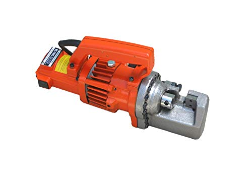 CCTI Portable Rebar Cutter - Electric Hydraulic Cut Up to #6...