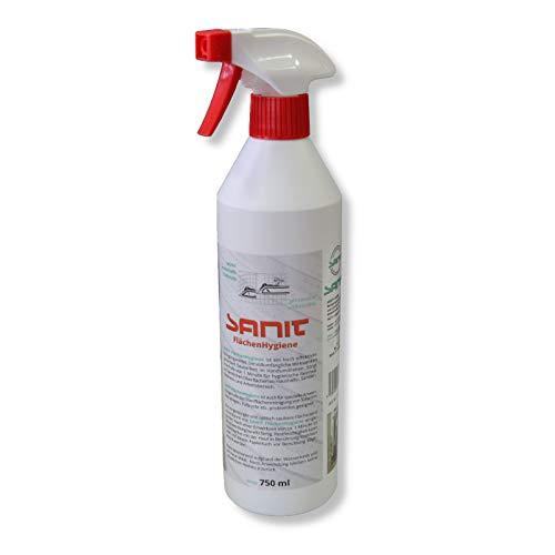 SANIT - FlächenHygiene - 750ml-Flasche