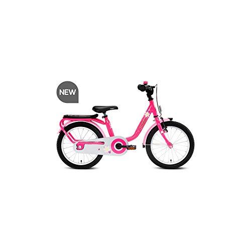 Puky Steel 16'' Kinder Fahrrad pink