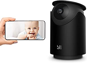YI 2K Baby Monitor 2.4G WiFi with Camera and Audio Video