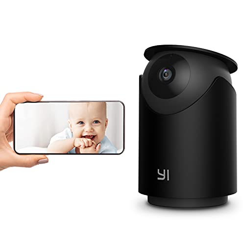 YI 2K Baby Monitor 2.4G WiFi with Camera and Audio Video Only $27.99 (Retail $39.99)