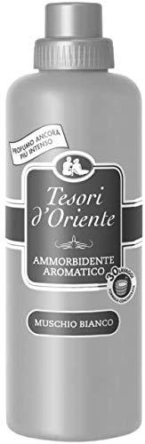 6x Tesori d\'oriente duft duftend Muschio bianco Weichspüler 750 ml weiße Moschus