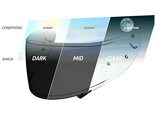 Shoei - CWR-1 Visier Farbe Photochromic