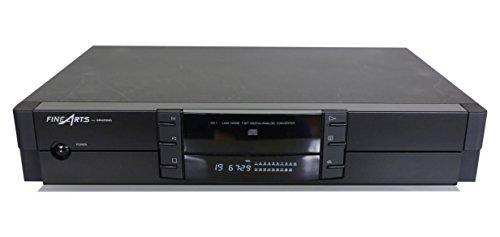 Grundig Fine Arts CD-1 CD Spieler in schwarz