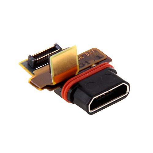 GGAOXINGGAO Pieza de Repuesto de reemplazo de teléfono móvil Cable de Carga...