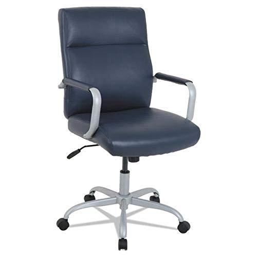 ALEKA24129 - Alera Kathy Ireland Office by Alera Manitou High-Back Leather Office Chair