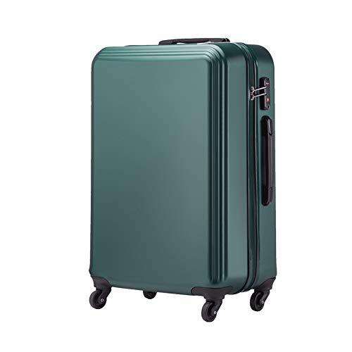 28 grote ultra-lichte PC hard case reizen bagage koffer, hard case met TSA slot en 4 universele wielen