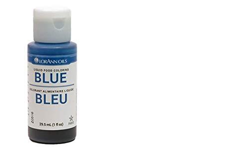 Liquid Food Color 1ozBlue