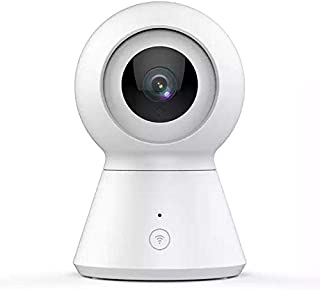 Smart Dome Camera 1080p powerd by YI Zoom Wireless Wi-Fi CAm Security Surveillance Camera YI Cloud
