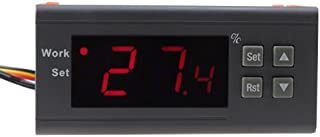 AGPtek® WH8040 Digital Air Humidity Controller 1%~99% RH Range HM-40 Sensor Type
