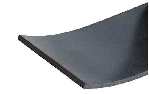 Bandes en caoutchouc – Épaisseur 3 mm dans différentes tailles – Qualité industrielle