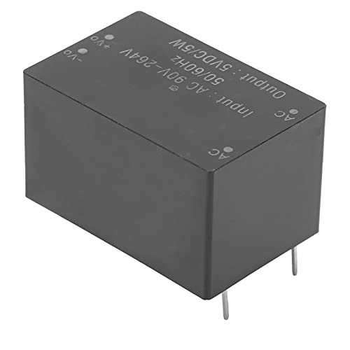 220V‑5V Module, Intelligent Control 5W Electrical Isolation Switch Power Module Protection for Household